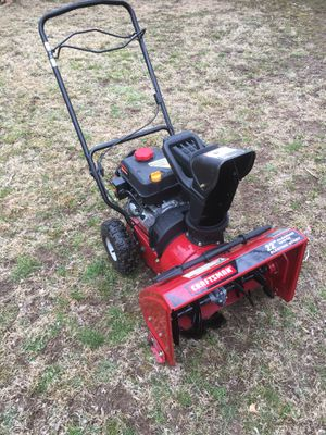 Craftsman 22 inch Snowblower for Sale in Manassas, VA