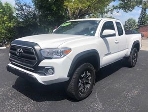2017 Toyota Tacoma for Sale in Hollywood, FL