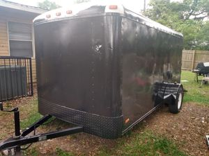 Zero turn and trailer etc for Sale in TEMPLE TERR, FL