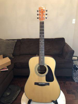 Highly Figured Fender DG8S-NAT Acoustic Guitar for Sale in Richardson, TX