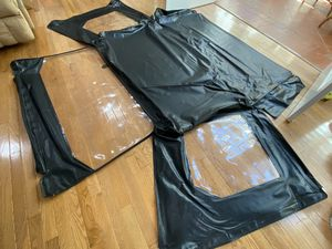 BestTop soft top for JEEP CJ5 (76-83) for Sale in Charlottesville, VA