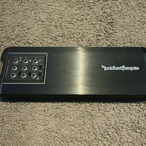 Rockford Fosgate T1000.5ad (5 Channel Amp) for Sale in Raeford, NC