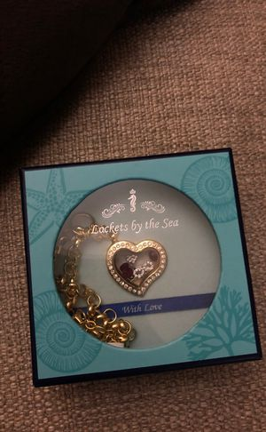 Lockets by the sea necklace for Sale in San Diego, CA