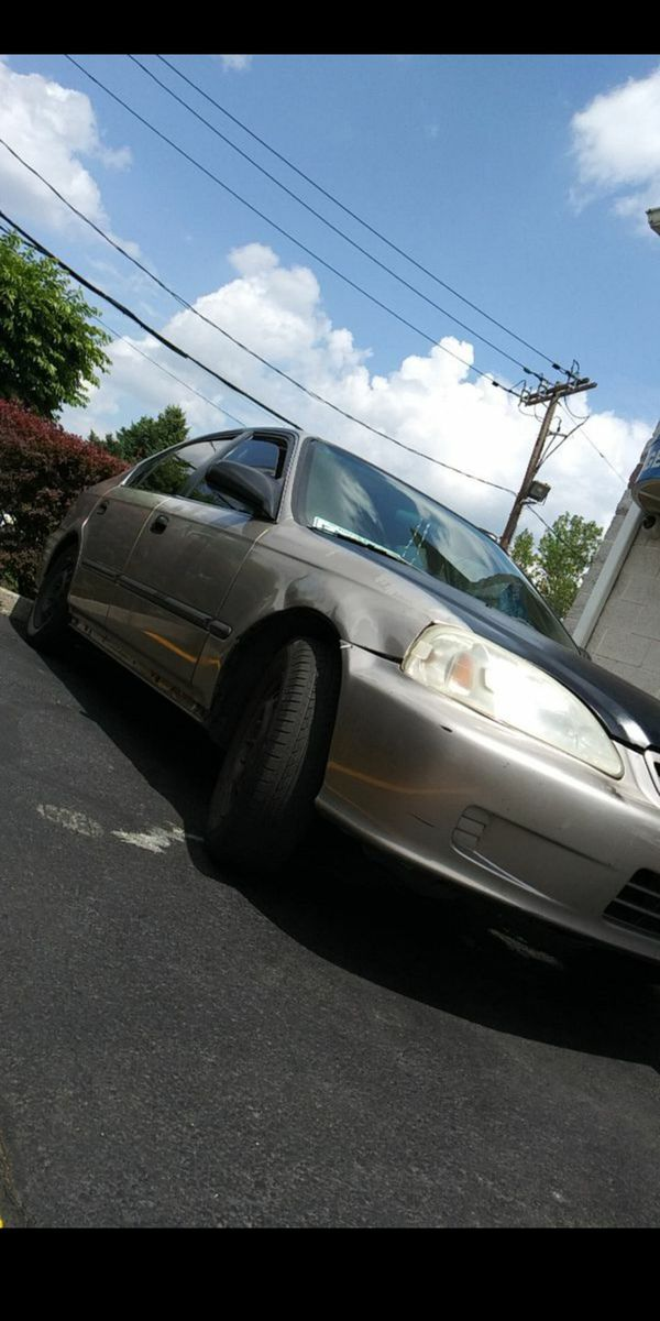 2000 Honda Civic Lx