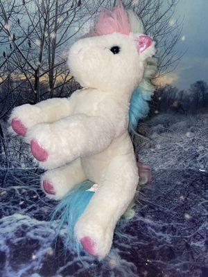 "Magical rainbow unicorn 11"" plush for Sale in Bellflower, CA"