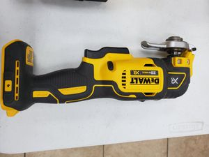 Dewalt XR 20v multi tool only $80!! Tool only for Sale in Fort Worth, TX