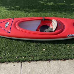 Pelican Sit-inside Kayak w/paddle 10 feet Long for Sale in Elk Grove, CA
