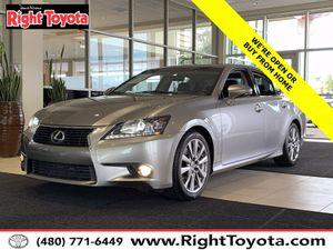 2015 Lexus GS for Sale in Scottsdale, AZ