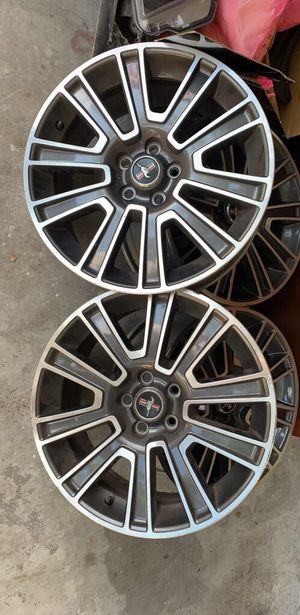 2010 Ford Mustang Rims for Sale in Astatula, FL