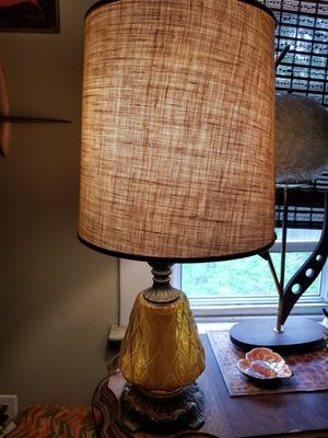 Vintage atomic midcentury lamp for Sale in Columbus, OH