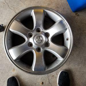 4 wheels/ rims Toyota 4runner for Sale in Houston, TX