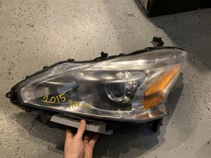 2013-2015 Altima headlights pair for Sale in Indianapolis, IN