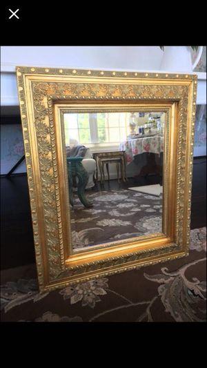 Beautiful golden hardwood frame for Sale in Fairfax, VA