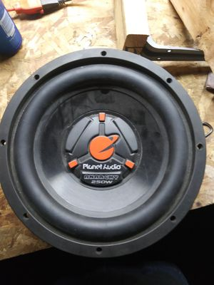10 inch subwoofer for Sale in Stockton, CA