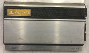 JL 4 channel amp for Sale in Etna, PA