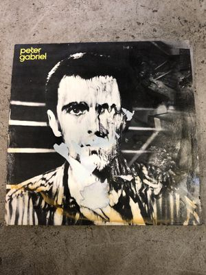 Peter Gabriel Melt Vinyl Record for Sale in Colonial Heights, VA