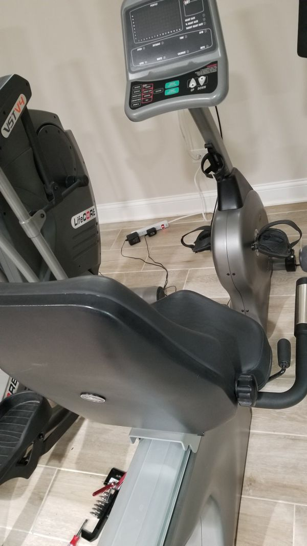 Exercise bike gym