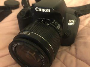 Canon EOS 650D for Sale in Reston, VA