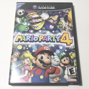 Mario Party 4 Nintendo GameCube game for Sale in Merrick, NY