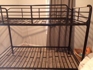 Twin size bunk beds. for Sale in Wichita, KS