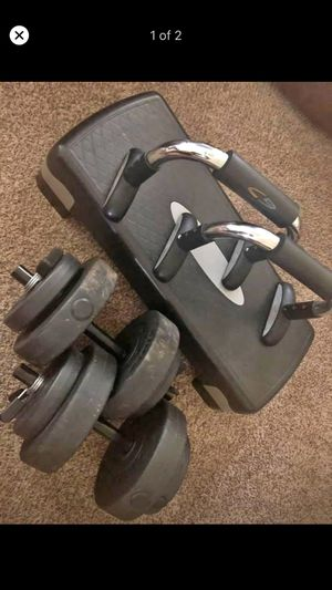 Workout Equipment for Sale in Villa Rica, GA