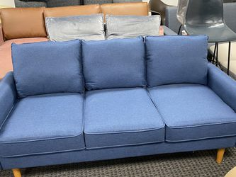 Blue Sofa for Sale in Rowland Heights,  CA