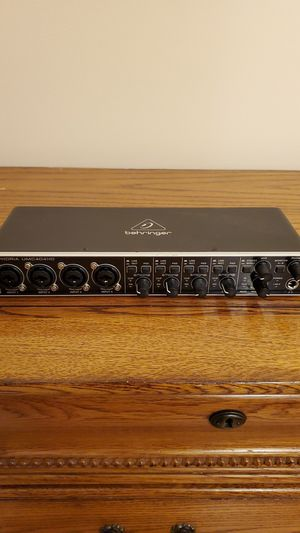 Uphoria UMC404HD Audio Interface Perfect Condition for Sale in Chicago, IL