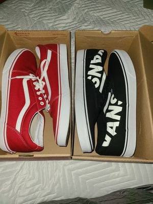 BRAND NEW VANS for Sale in Charlotte, NC