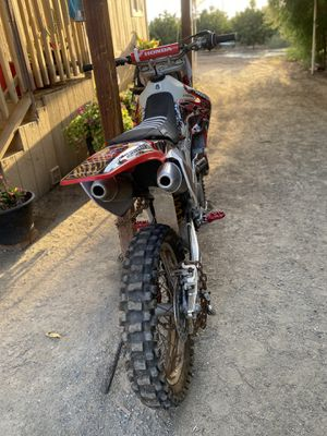 Honda dirt bike 250R for Sale in Dinuba, CA