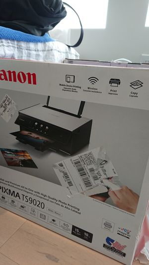 Brand new canon all in one printer for Sale in South Pasadena, CA