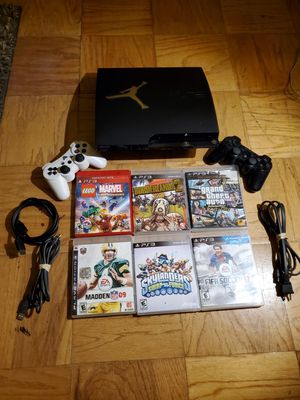 PS3 Slim Bundle for Sale in Greenbelt, MD
