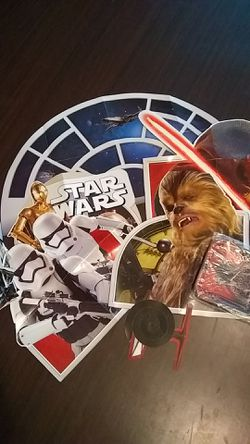 Star wars party decorations for Sale in Washington,  DC