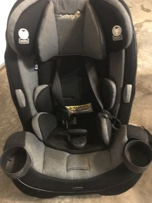 Safety first car seat for Sale in Ecru, MS