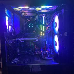 Gaming PC NO GPU - Ryzen 5 3600, B550, 16gb 3200mhz RAM for Sale in Pleasanton,  CA