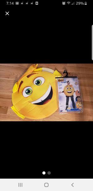 Emoji costume for Sale in Freetown, MA