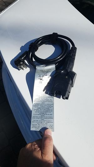 Audi e-tron 120v power cord for Sale in Fort Lauderdale, FL