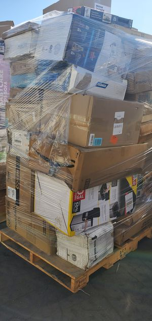 Amazon, FBA, Lowes Monster cali, Kohls toy pallets/ paletas for Sale in Chino, CA