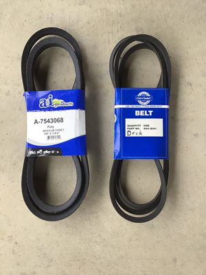 Cub Cadet PTO belts for Sale in Overbrook, WV