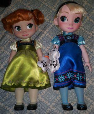 Anna & Elsa Dolls for Sale in Aurora, CO