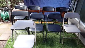 Folding chairs for Sale in Vancouver, WA