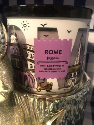 ROME Bath & Body Works LG 3-Wick Jar Candle - Pickup @ Thompson Park Southport 46237 or ship for Sale in Indianapolis, IN