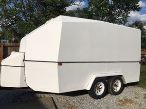 Chariot 7x12 enclosed trailer for Sale in North Royalton, OH