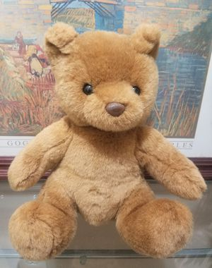 "Vintage 1997 Build a Bear Workshop 10"" Classic Brown Teddy Bear Plush Toy for Sale in Des Plaines, IL"