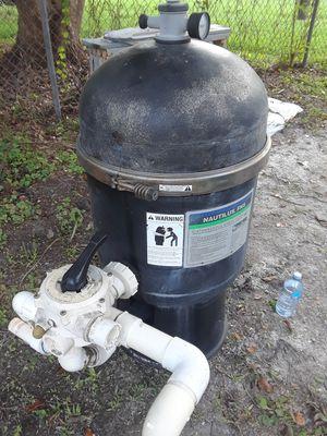 Pentair PacFab DE Pool Filter 36 sqf for Sale in Kissimmee, FL