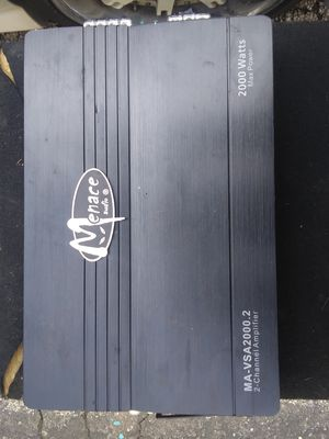 Car audio equipment Must go!! for Sale in Philadelphia, PA