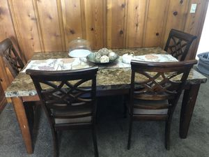 Marble dining table for Sale in Lexington, KY