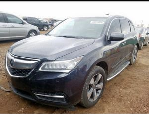 2014 2015 2016 2017 2018 Acura MDX parts parting out for Sale in Rancho Cordova, CA