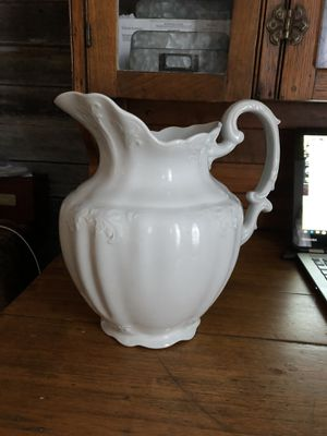 """Antique Royal Ironstone China Pitcher - """"Johnson Bros. England"""" for Sale in Fort Worth, TX"""