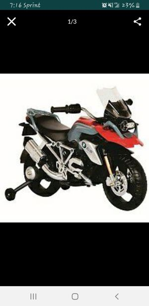 Bmw electric motorcycle. for Sale in Houston, TX