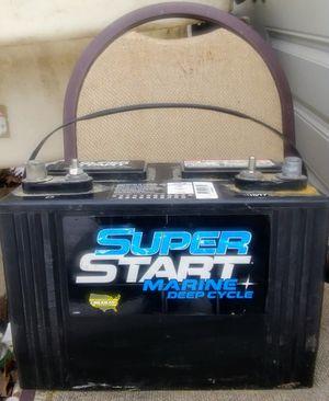 SuperStart Marine Battery for Sale in Eldon, IA